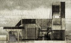 collected architecture drawings
