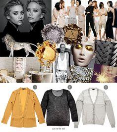 Minimal metallic #fashion #cavadesoi #holidays/ december