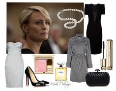 house of cards claire underwood | Claire Underwood STYLE