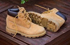 Come pulire le Timberland - 4 passi
