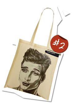The GuteJute tote bag design #2
