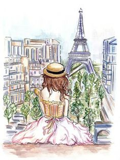 Paris Girl #dollmemories #paris