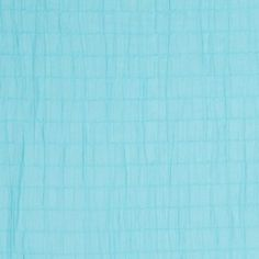 This is a light weight cotton batiste with horizontal woven elastics giving the fabric a vertical pucker.