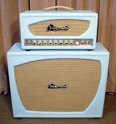 Siegmund Sound King | 300B Tube Guitar Amplifier Handmade - Shared by The Lewis…