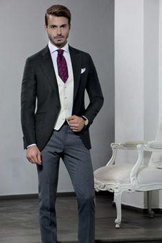 Sartoria Rossi | Abiti da sposo e Cerimonia  #fashion #wedding #groom #sartoriarossi