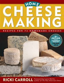 Home Cheese Making: Recipes for 75 Homemade Cheeses by Ricki Carroll. Buy this eBook on #Kobo: http://www.kobobooks.com/ebook/Home-Cheese-Making-Recipes-75/book-LxIMIfoVcEqrUG4FidEOIQ/page1.html