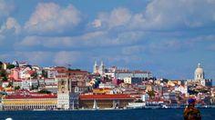 Lisboa em dia de Páscoa - Foto por José Santos Almeida