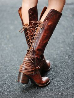 Sensible boots.  Rather nice.