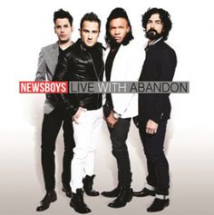 Live With Abandon-Newsboys