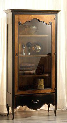 Mueble oriental japon s saiki aparador negro 14 cajones for Muebles orientales madrid