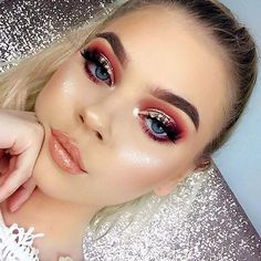 """@ofracosmetics Sao Paolo Liquid Lipstick with @elfcosmetics Natural Lip Laquer on top  @ofracosmetics X @nikkietutorials Everglow Highlighter✨ https://www.ofracosmetics.com/products/ofraxnikkie https://www.ofracosmetics.com/products/long-lasting-liquid-lipstick-sao-paulo ✨ USE CODE """"PINNER"""" FOR 30% OFF!! ✨"""