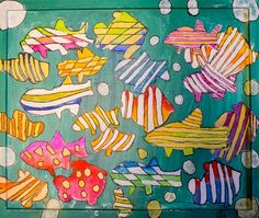 Vissen  overal vissen