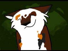 OMG I DIED AT FIRESTAR MEETING SPOTTEDLEAF PART XD -Warrior cat funny video-