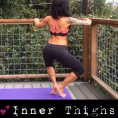 5 Moves for Strong, Sexy Inner Thighs [Video] | Betty Rocker