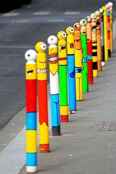 https://www.facebook.com/UrbanStreetArtCM #streetart #art #urban #banksy…