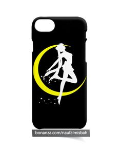 Sailor Moon iPhone 5 5s 5c 6 6s 7 + Plus 8 Case Cover - Cases, Covers & Skins