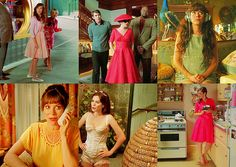 """Anna Friel as """"Chuck"""" from Pushing Daisies.  Best outfits of any character ever."""