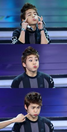 Xiumin is my ge & oppa~ keke We are related min min! I am a baozi too!! keke >.