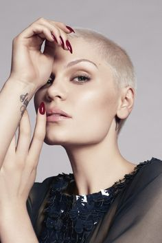 MagSpider: Jessie J on Cover for Marie Claire UK September can find Jessie j and more on our website.MagSpider: Jessie J on Cover for Marie Claire UK September 2013 Jessie J, Marie Claire, Girl Short Hair, Short Hair Cuts, Short Hair Styles, Pixie Styles, Pixie Crop, Short Pixie, Girls With Shaved Heads