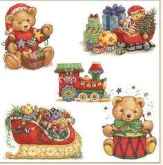 Osos - laminas para navidad (pág. 18) | facilisimo.com