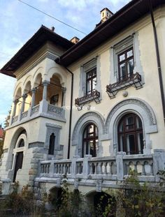 House Elevation, Interesting Reads, Bucharest, My Town, Mother Earth, Romania, Facade, Places To Visit, Exterior