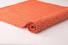 Gold Branches Block Print Table Runner by Suraaj Linens