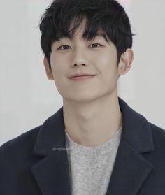 Korean Men, Asian Men, Asian Actors, Korean Actors, Jung In, Man Crush Monday, Joo Hyuk, Beautiful Arabic Words, You Make Me Happy