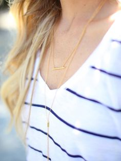 Delicate gold layers