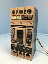 I-T-E Siemens HFD63F250 250A Circuit Breaker w/ 175 Amp Trip & Aux 600V HFD6 ITE. See more pictures details at http://ift.tt/1WpNBTB