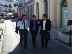 Renaud Beretti , Nicolas Poilleux , Amaury Magnin Aix-les-Bains
