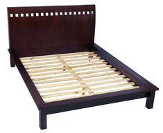 platform bed frame idea
