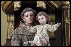 Saint Anthony of Padua © Zvonimir Atletic / Shutterstock - pt