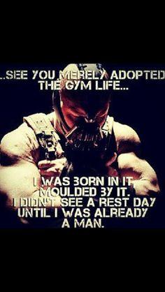 The gym life