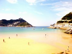 . . San Sebastian, Spain . .Been here! This year in June! Beautiful place and it's food a delight!