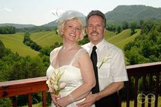 Beautiful Wedding at Berry Springs Lodge www.berrysprings.com Great Smoky Mountains TN