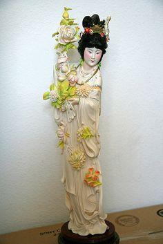 CHINESE IVORY CARVING | Chinese ivory carving | Flickr - Photo Sharing!