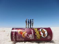 Salt Flats of Bolivia