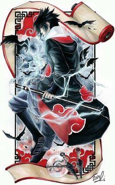 Sasuke l Naruto Naruto Shippuden Sasuke, Naruto Kakashi, Anime Naruto, Sasuke Akatsuki, Art Naruto, Anime Guys, Manga Anime, Gaara, Photo Naruto