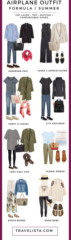 So, it's about to be summer and where are you off to? If you are flying somewhere, a comfy airplane outfit is key. The longer the distance the more comfortable you need to be. I'm all about style but I endured a 17 ½ hour plane ride to Sydney last summer and believe me I...