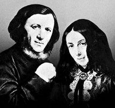 Resultado de imagen de robert and elizabeth browning