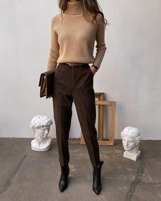Winter Fashion Outfits, Work Fashion, Fall Outfits, Autumn Fashion, Workwear Fashion, Fashion Tips, Mode Outfits, Office Outfits, Classy Outfits