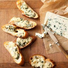 Blue Cheese Crisps