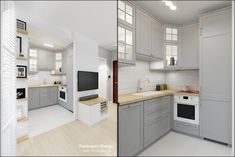 © Devangari Design www. Kitchen Inspiration, Studio, Sweet Home, Kitchen Cabinets, Living Room, Interior Design, House, Home Decor, Houses