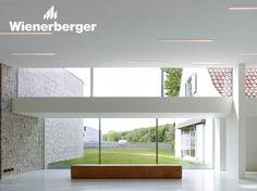 Image 9 of 20 from gallery of Auditorium AZ Groeninge Kortrijk / Dehullu Architecten. Photograph by Dennis De Smet Minimal Architecture, Contemporary Architecture, Delta Light, Auditorium, Belgium, Entrance, Minimalism, Brick, Windows