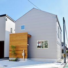 House Tokyo, Modern Minimalist, Modern Architecture, Exterior, Simple, Outdoor Decor, Home Decor, Instagram, Houses