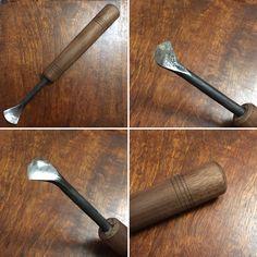 Selfmade chisel.