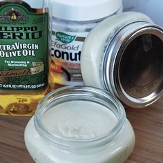 Homemade Beauty Products… All Natural Face Cream…
