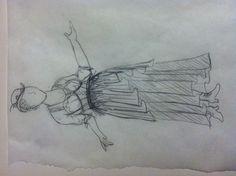 Audrey Quick Sketch