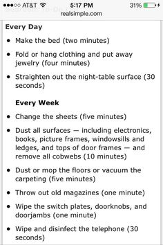 Good Way To Keep Your Room Clean And Have Do Less Cleaning