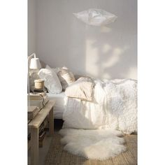 7 Ways to Cozy Up Your Bedroom for Fall ❤ liked on Polyvore featuring backgrounds